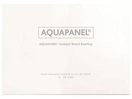 AQUAPANEL® Cement Board Rooftop