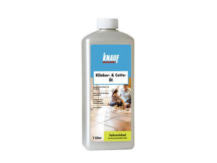Klinker- und Cotto Öl