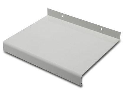 Perfex Aluminium-Fensterbank silber