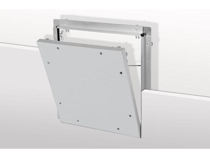 KNAUF Revisionsklappe ALUTOP 500 x 500 mm REVO 12,5 mm Revisionstür Gipskarton