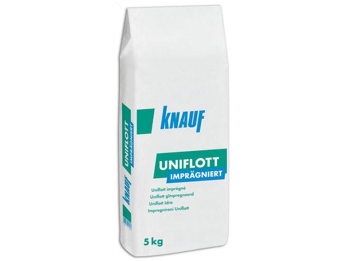 Knauf Uniflott 5 kg Spachtelmasse Gipsspachtelmasse Fugenfüller Fugen-Spachtel