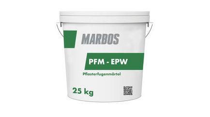 Pflasterfugenmörtel PFM-EPW