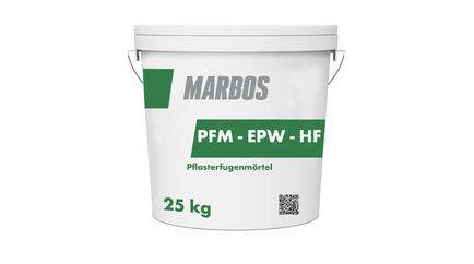 Pflasterfugenmörtel PFM-EPW-HF
