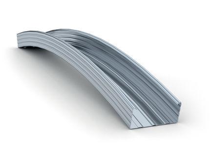 Металлический КНАУФ-профиль арочный (ПА)