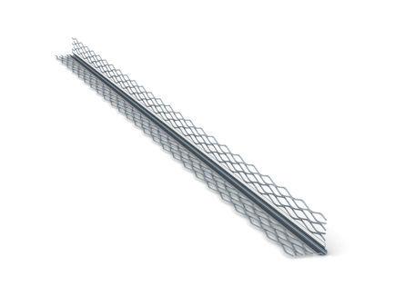 Металлический КНАУФ-профиль углозащитный (ПУ) штукатурный