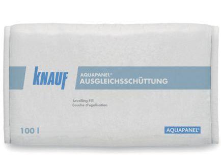 Aquapanel Levelling Fill