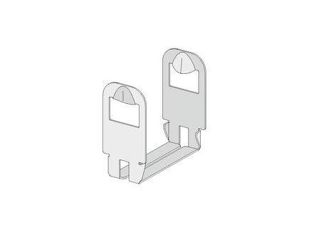 Kreuzverbinder für T- mit CD-Profil