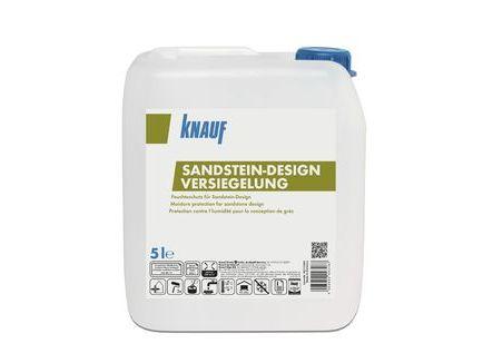 Sandstein-Design Versiegelung