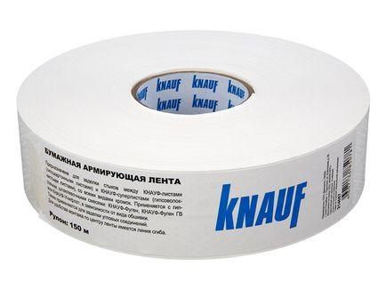 КНАУФ-лента армирующая бумажная