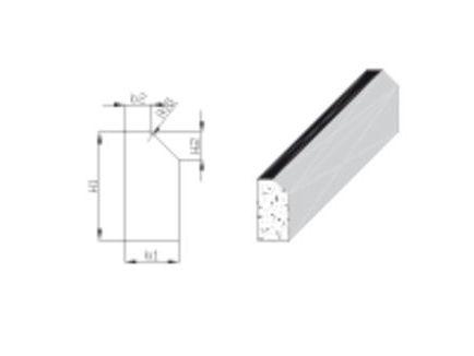 Dehnscheiben für Flachbordsteine 10 mm