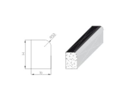 Dehnscheiben für Rundbordsteine 10 mm