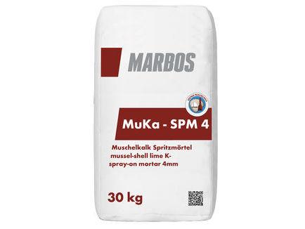 MUSCHELKALK Spritzmörtel MuKa SPM 4