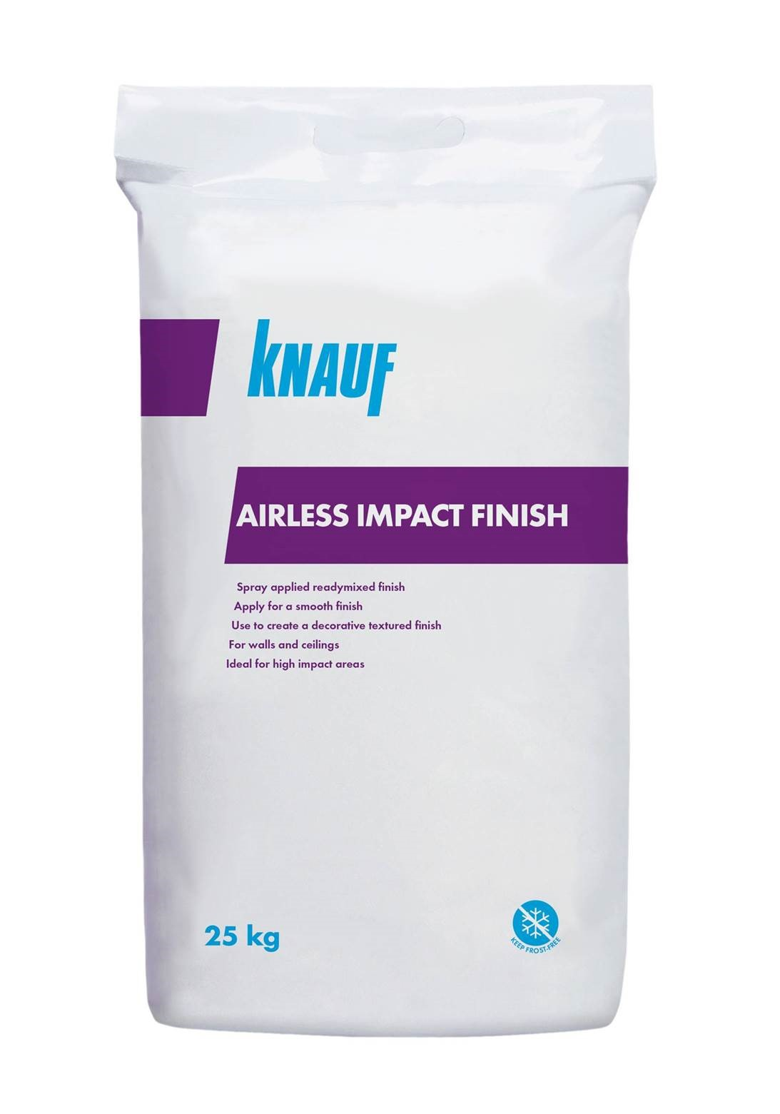Airless Impact Finish