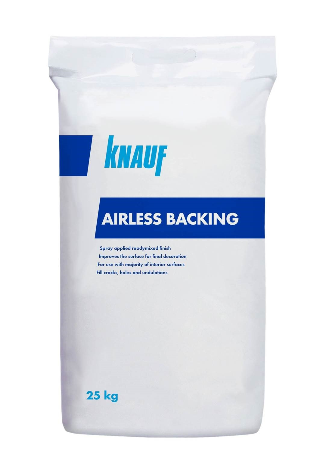 Airless Backing
