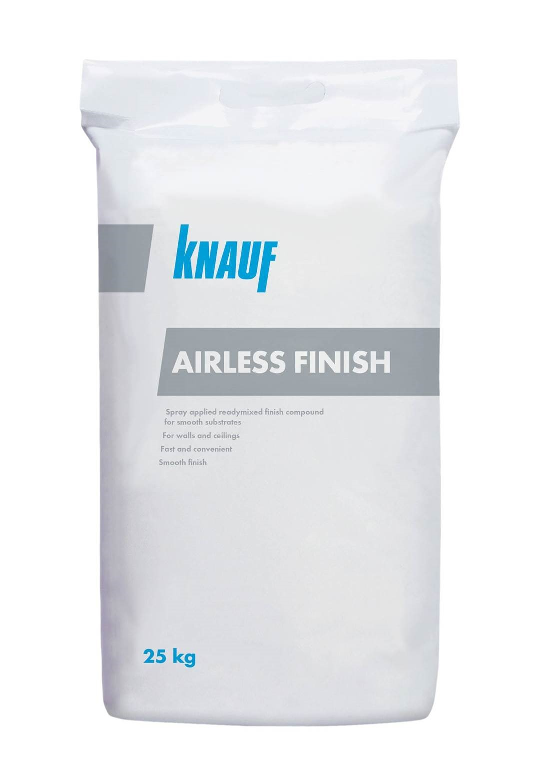 Airless Finish