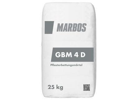 Pflasterbettungsmörtel GBM 4 D
