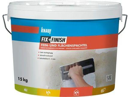 Fix & Finish Fein- und Flächenspachtel