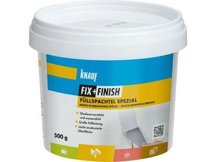 Fix + Finish Füllspachtel Spezial