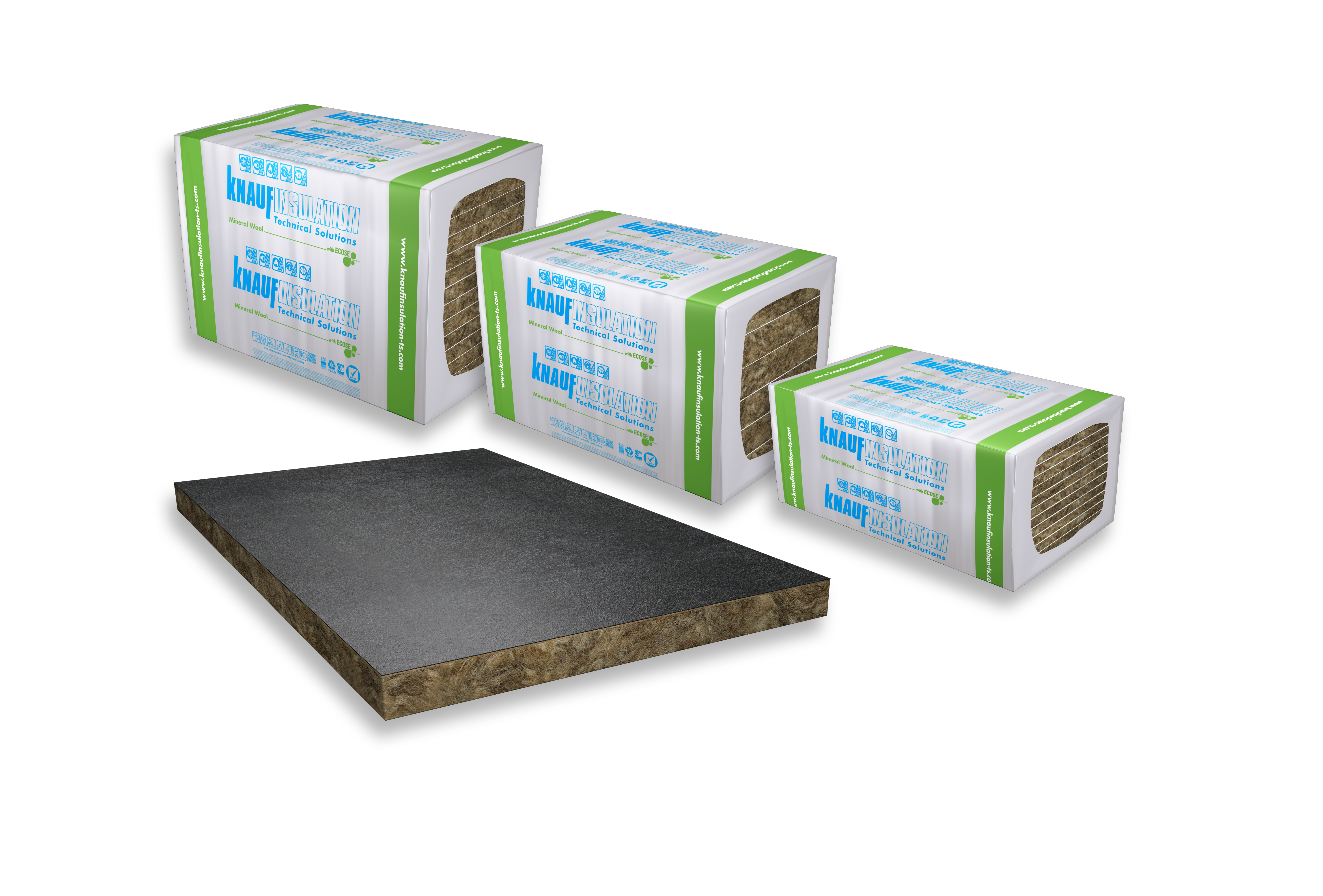 Knauf Insulation TS - Media library with films about