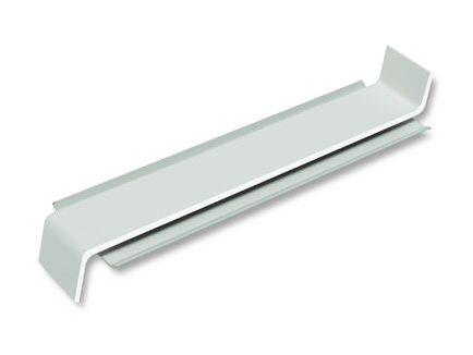 Perfex Aluminium-Stoßverbinder silber