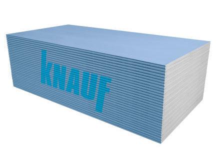 Blue GKFI/HF Tule- ja niiskuskindel erikõva kipsplaat