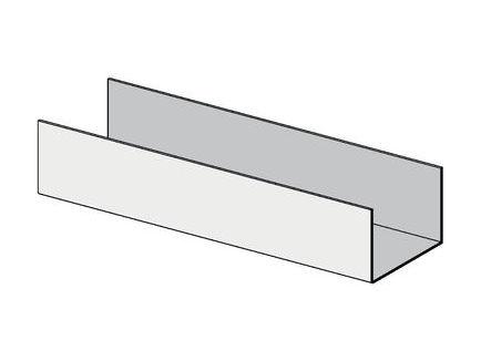 UW-Profil langer Schenkel