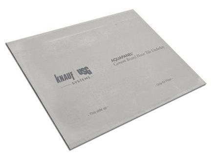Aquapanel Cement Board Floor Tile Underlay