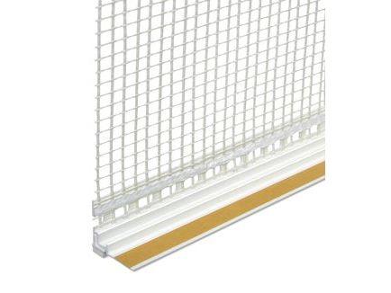 Fensteranschlussprofil Unterputz