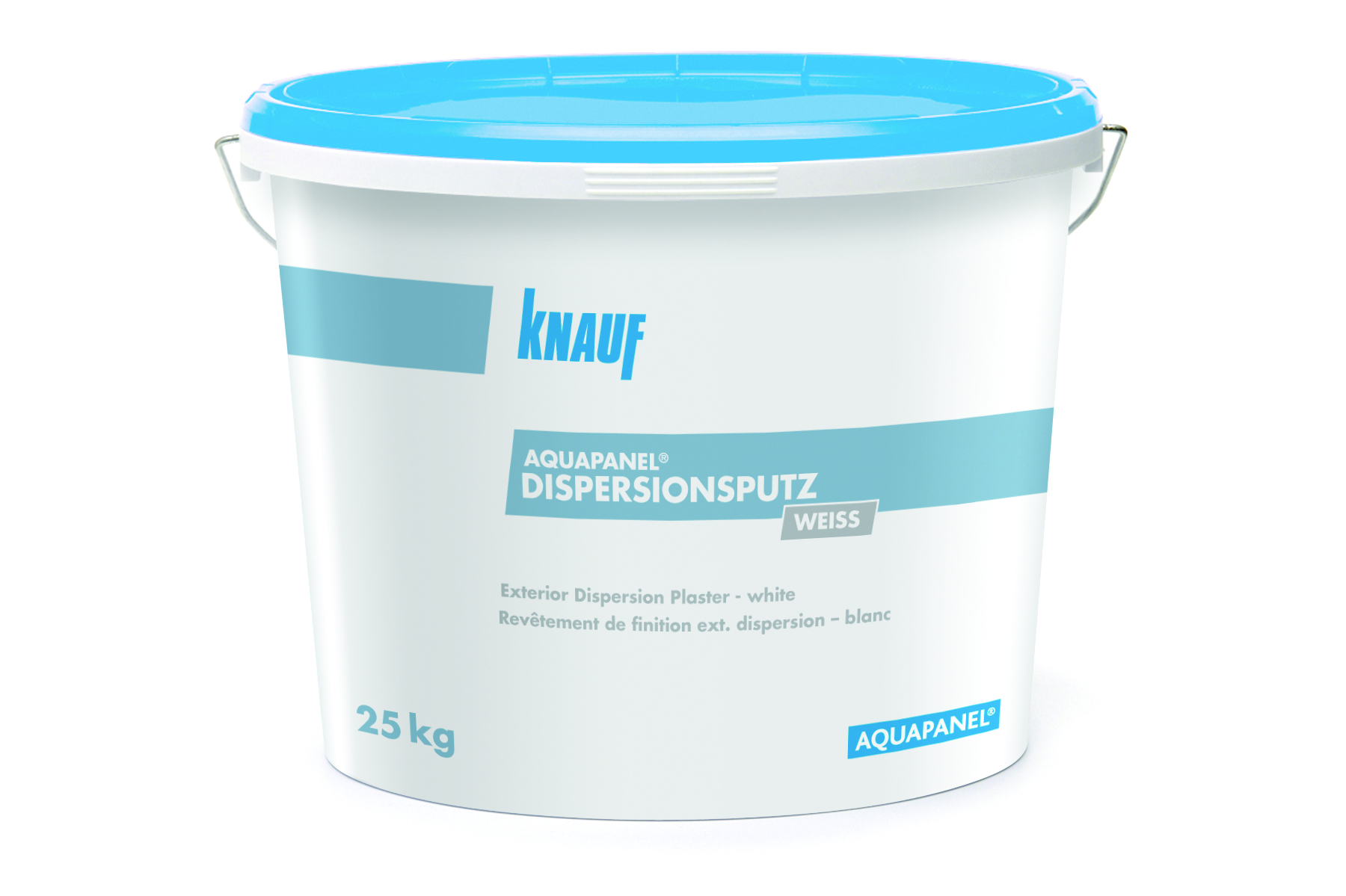 AQUAPANEL® Exterior Dispersion Plaster - White