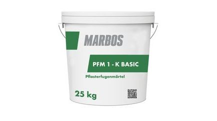 Pflasterfugenmörtel PFM 1-K BASIC