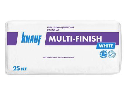 КНАУФ Мульти-Финиш «белый»