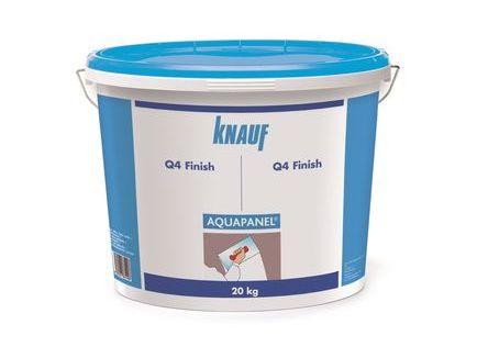 Aquapanel® Q4 Finish