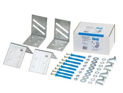 Комплект для крепления усиленного КНАУФ-профиля UA